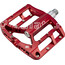 NC-17 Gladiator XII S-Pro CNC Pedal rot